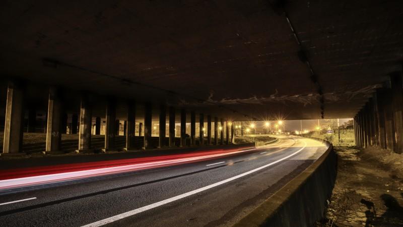 Verkeerswisselaar Ring - E313 (richting E313)