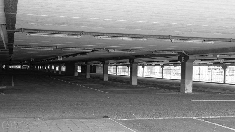 Parking Wijnegem Shopping Center