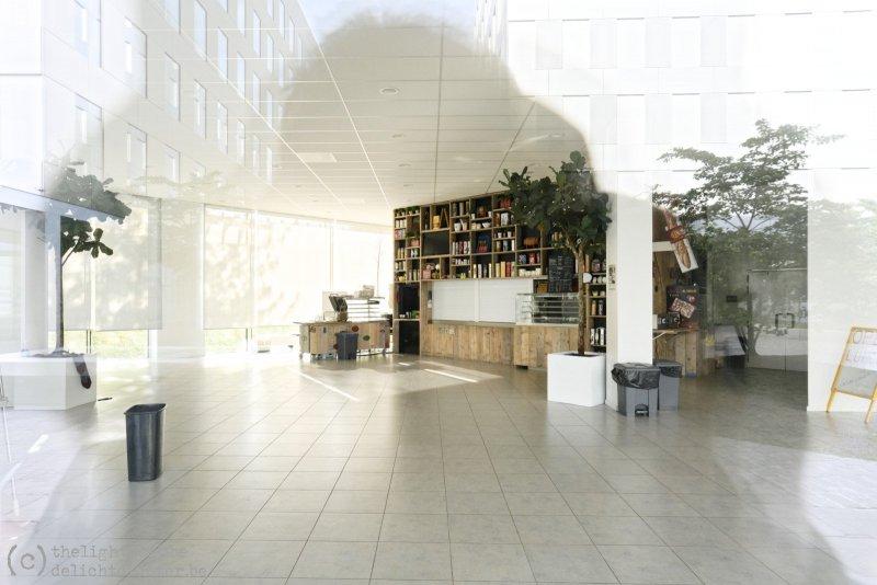 Kantoorcomplex Post X