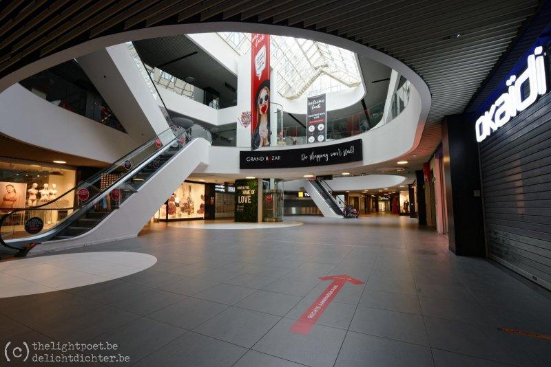 Shopping Center Groenplaats