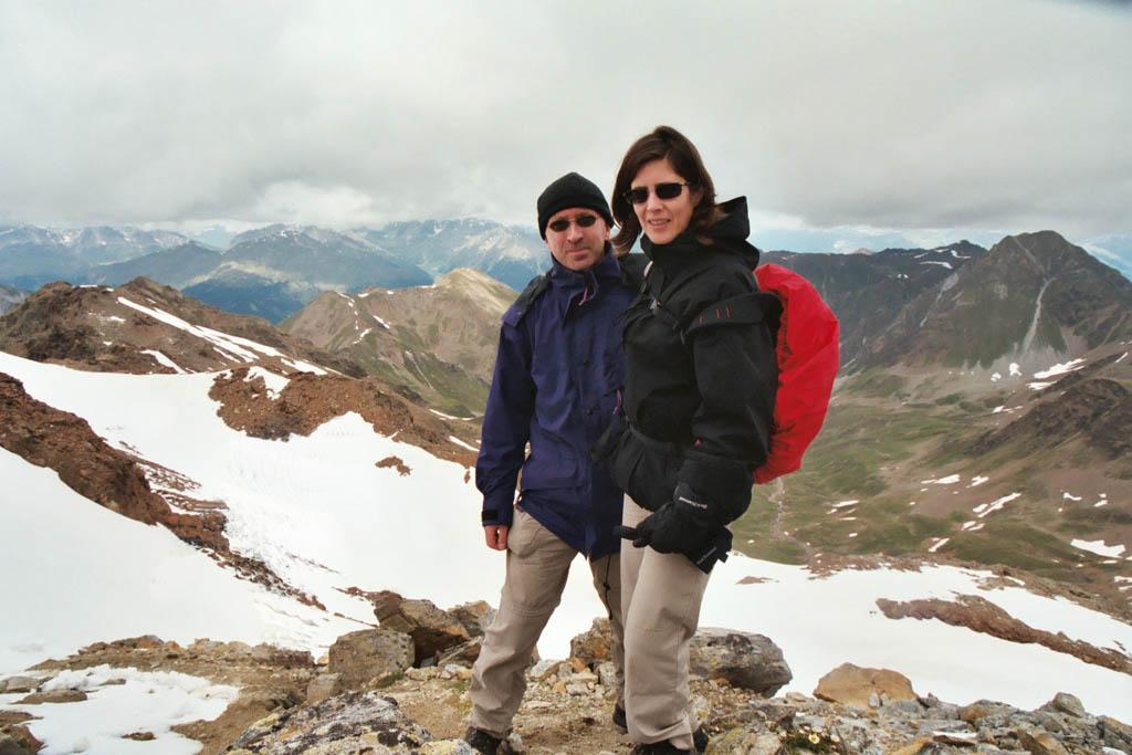 Ortler en Stelvio, juli 2004