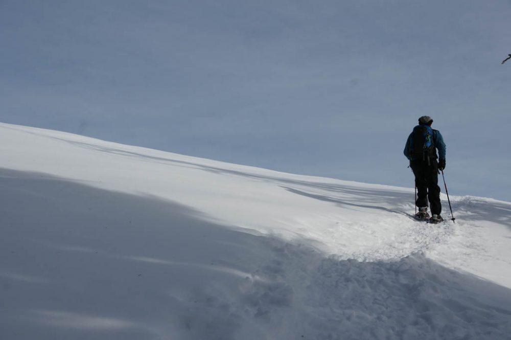 Sneeuwschoenen, Kerst 2007