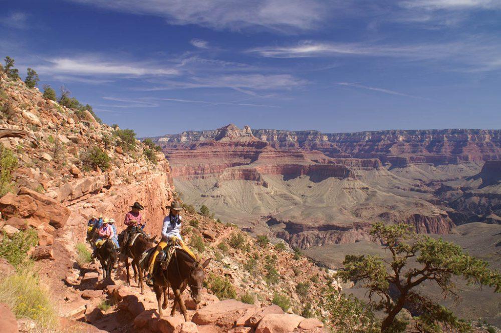 Grand Canyon, oktober 2006