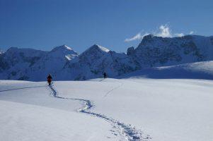 Sneeuwschoenen, februari 2007