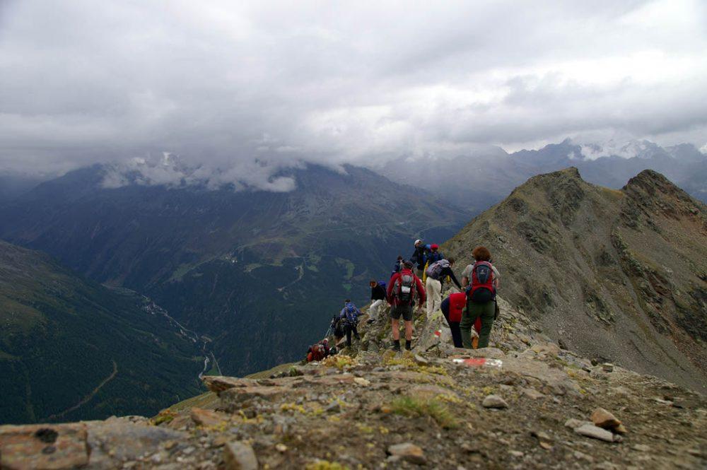 Ötztal, zomer 2007