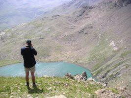 Ecrins, zomer 2005
