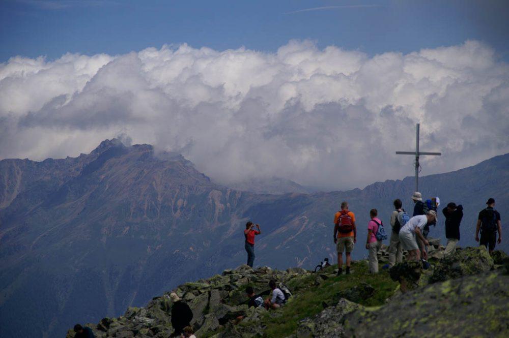 Trentino, zomer 2007