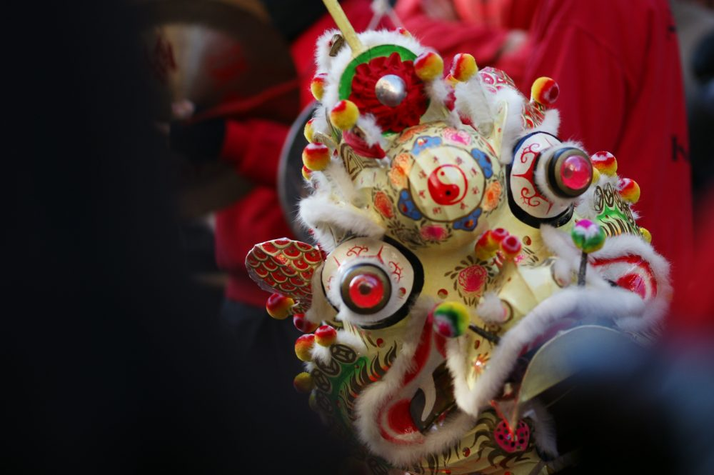 Chinees Nieuwjaar, januari 2009