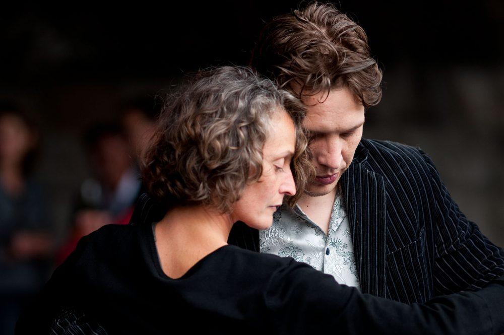 Tango op de Draakplaats, juni 2009