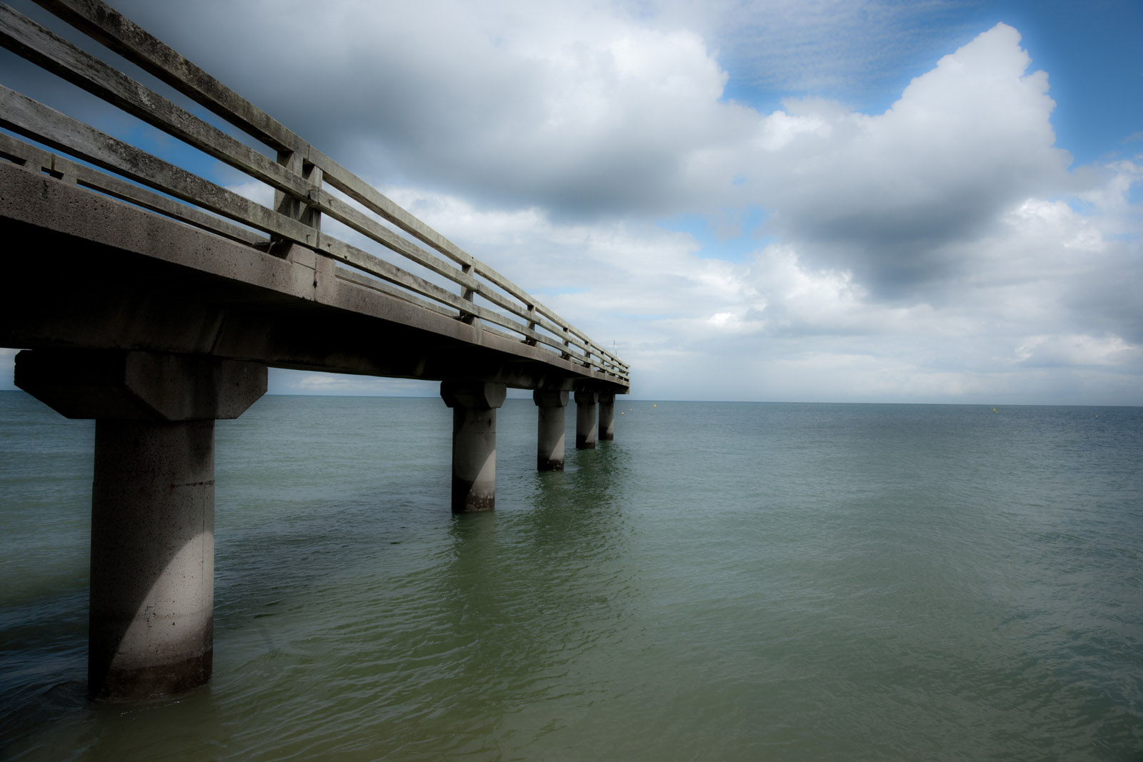 Normandië, juli 2009