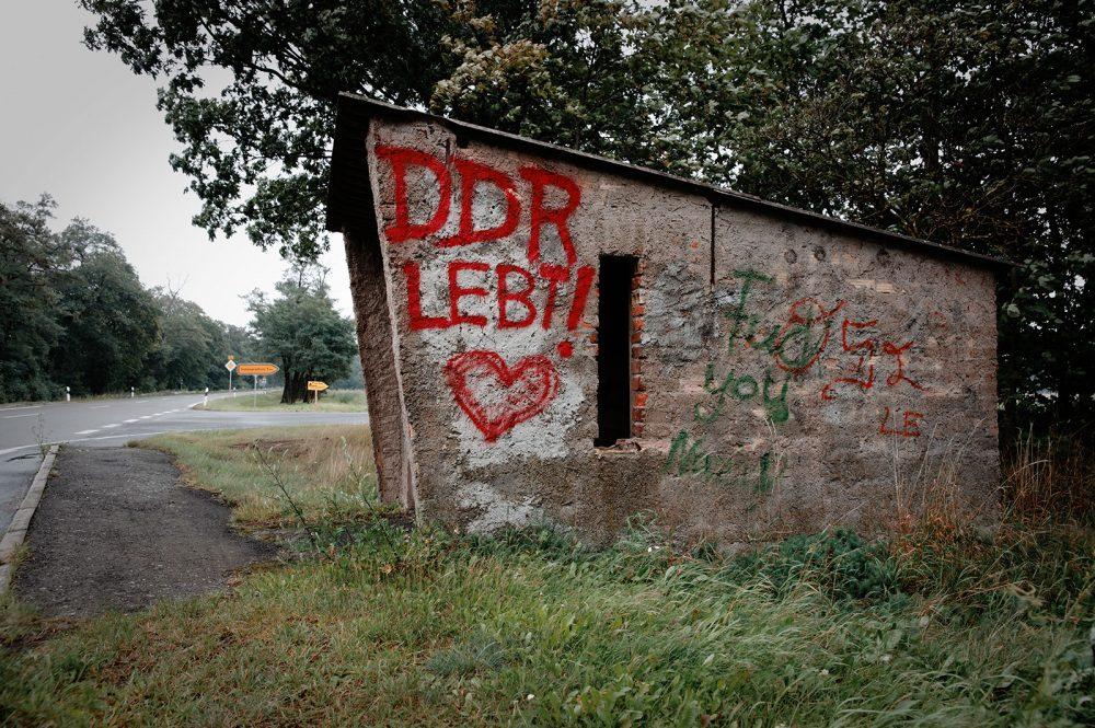 Voormalige DDR, juli 2011