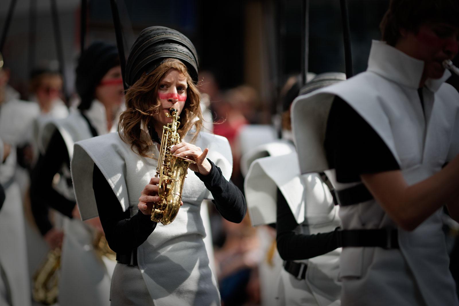 Wanorde (Zinneke Parade), mei 2012