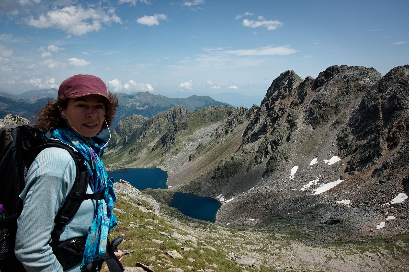 Trentino (Italië), juli 2012