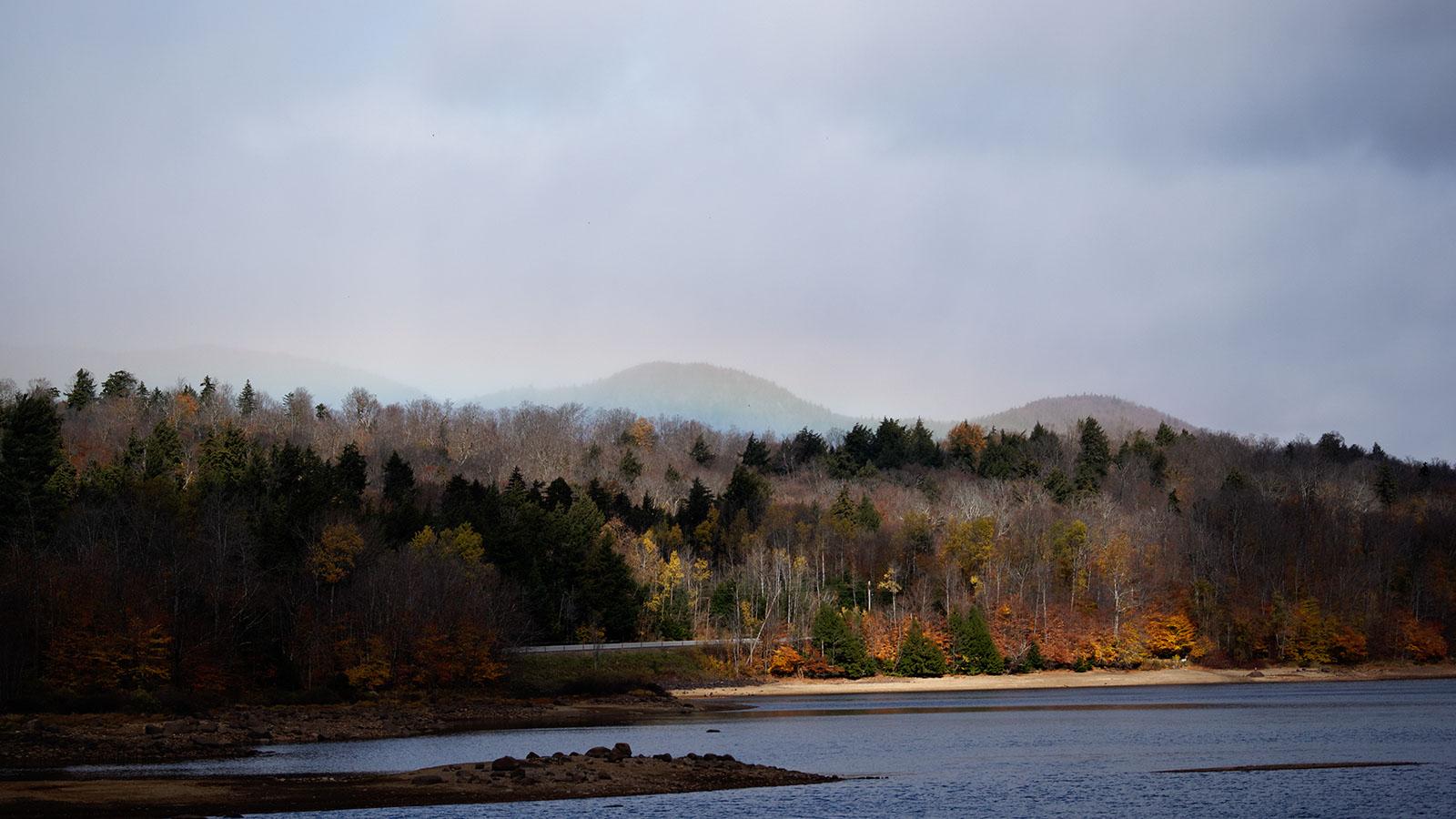 Herfst in de Adirondacks, oktober 2012