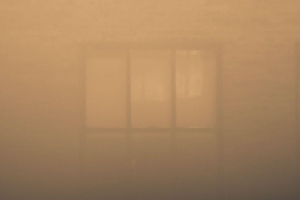 Kamers met/zonder uitzicht, februari 2013