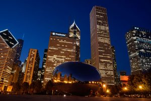 Chicago in de schemerzone, september 2013
