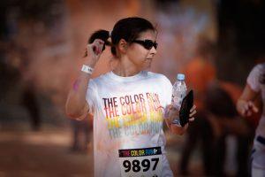 The Color Run (Brussel), september 2013