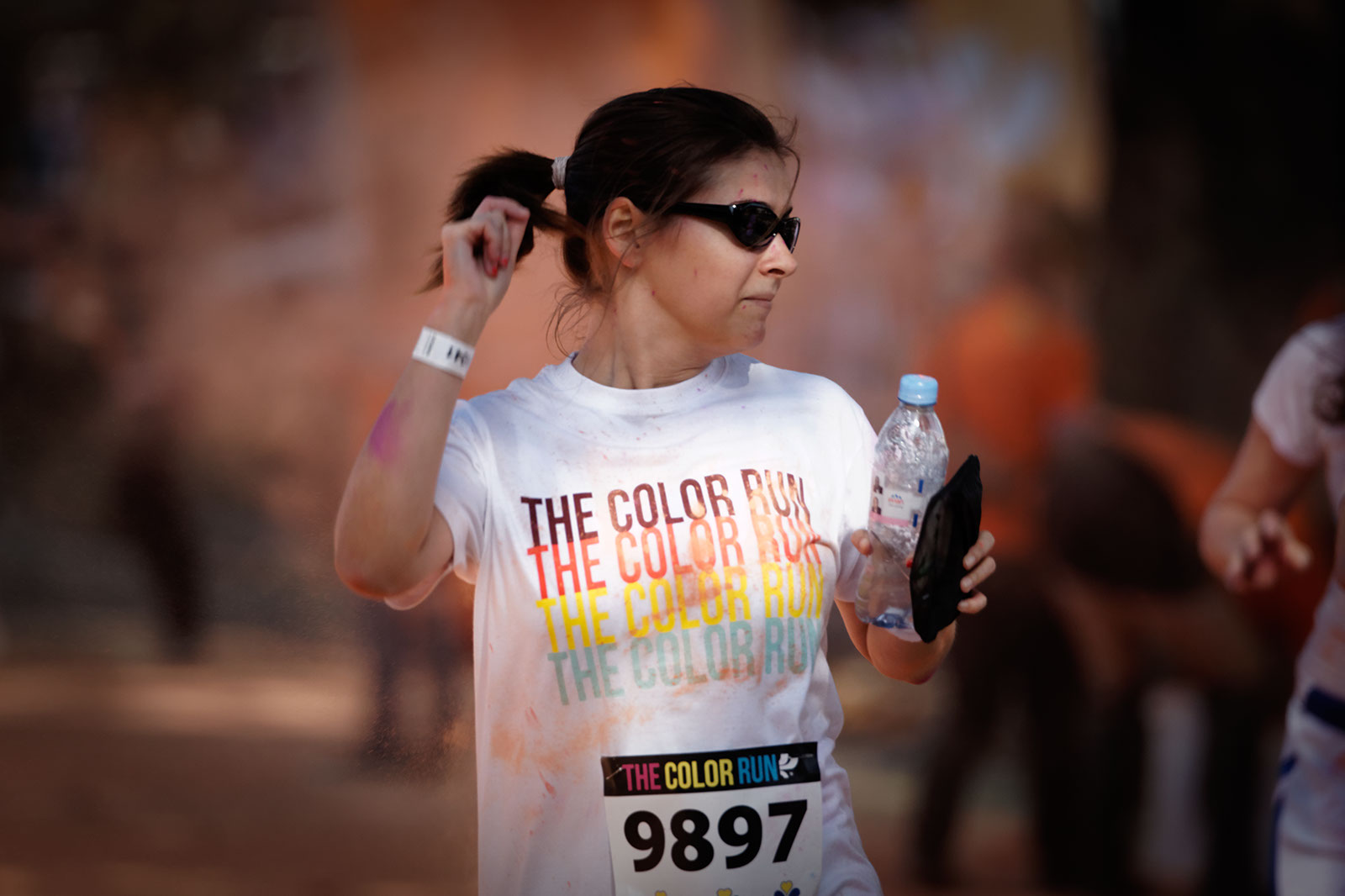 The Color Run (Brussel), september 2013