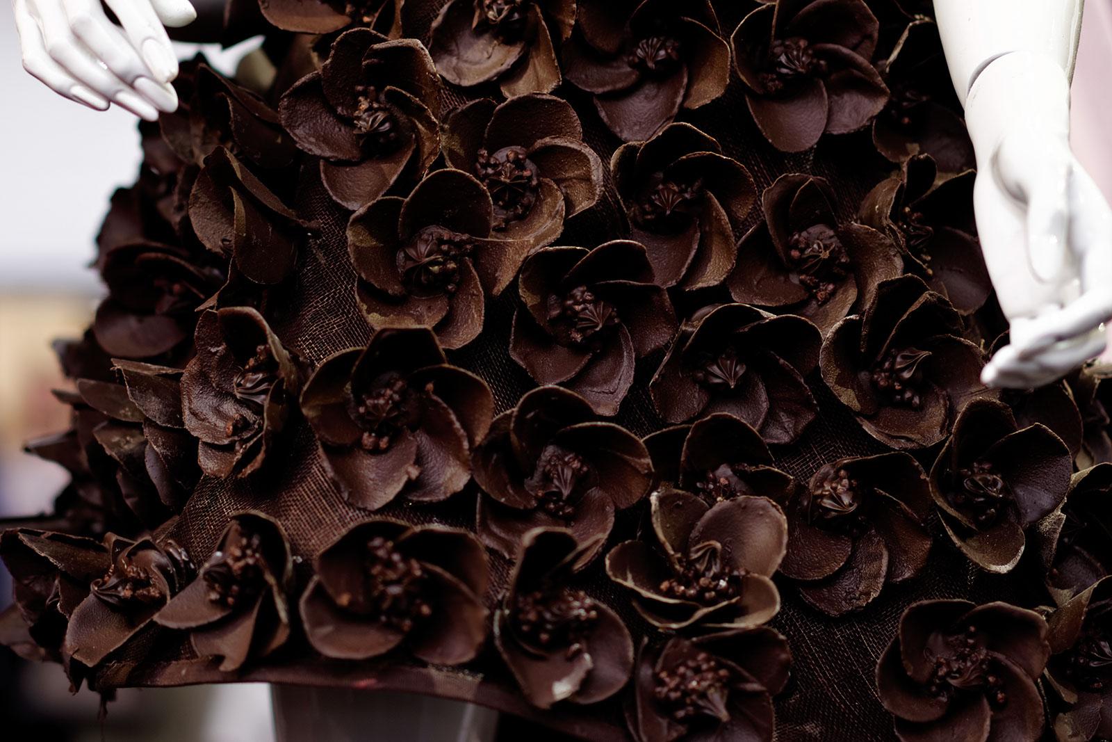 Salon du Chocolat, februari 2014