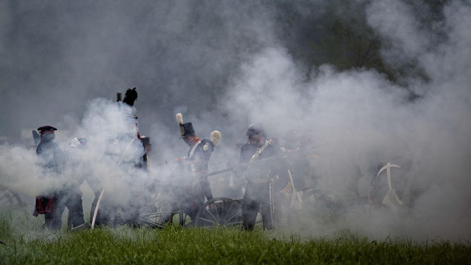 De slag van Hoogstraten, mei 2014