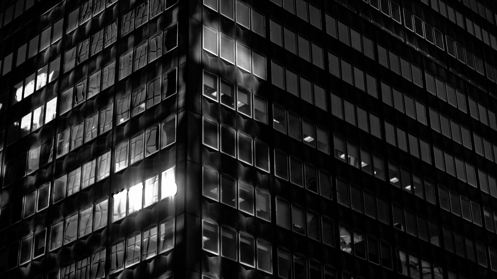 Reflecties van NYC, januari 2015
