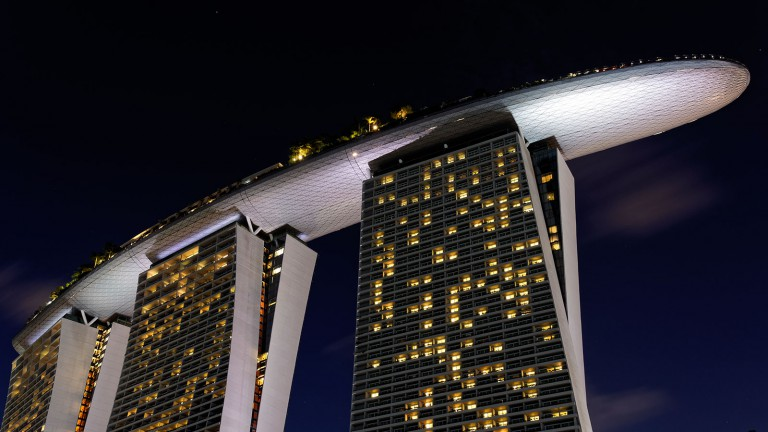 Singapore, januari 2016