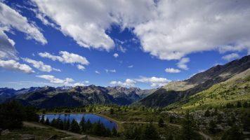 Trentino, juli 2017