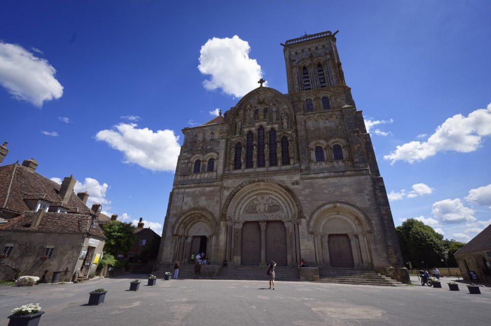 Vézelay, juli 2017