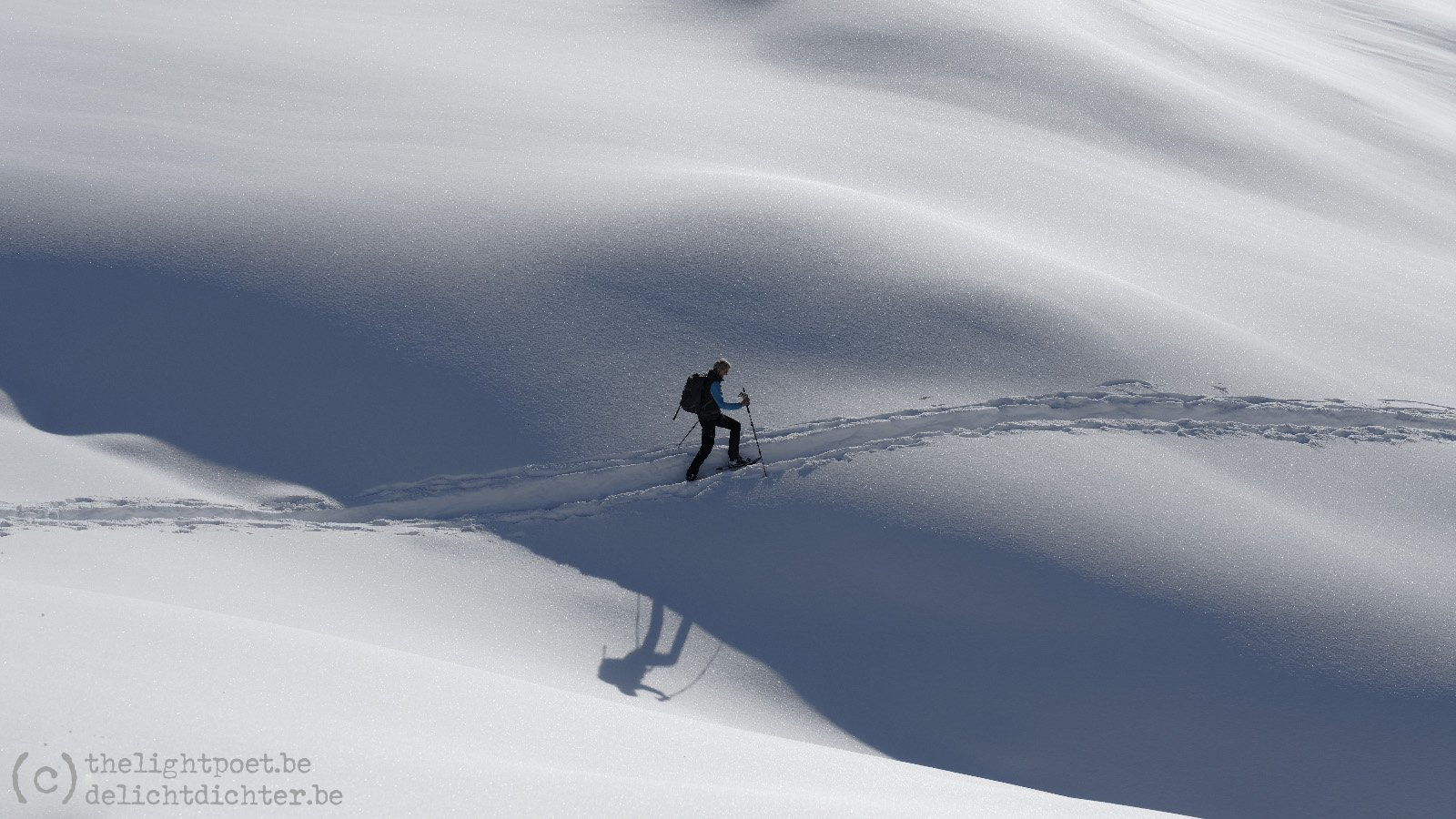 Sneeuwschoenen (Stubaital), februari 2019