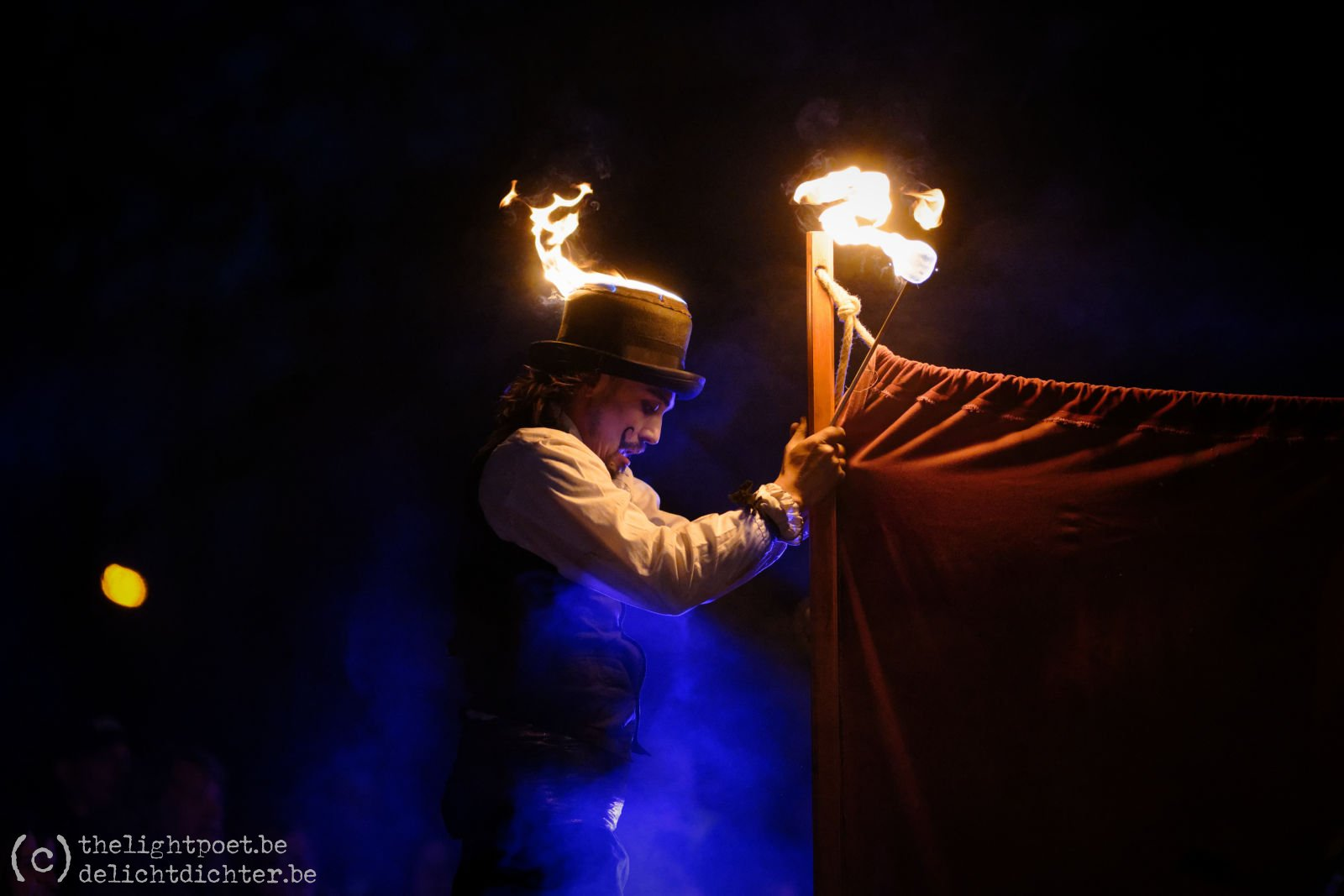 Moving Fire Arts – Theatrum Movere, april 2019