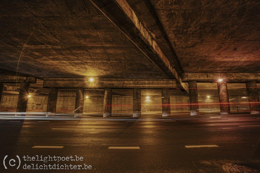 Onder de brug, november 2019