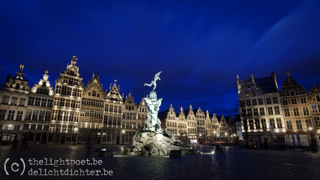 Ceci n'est pas un lockdown (Antwerpen), maart 2020